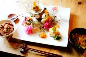 日本料理とマクロビオティックの融合 ~子どもと一緒に「からだ」にやさしいご飯~