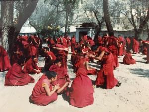 神秘の国 チベット