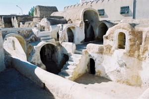 スターウォーズのロケに使われたチュニジア