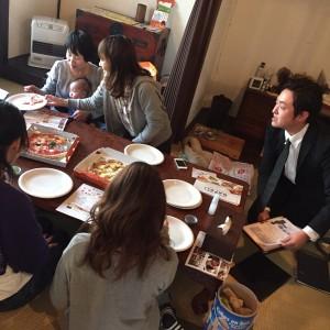 ファミディママズクラブ12月の会はアロマレッスンでした♪